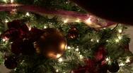 Christmas Tree 01 Stock Footage