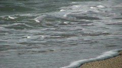 Porthleven pier. Stock Footage