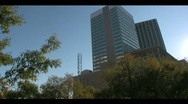 Stock Video Footage of Office Building