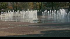 Centennial Olympic Fountain - stock footage