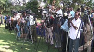Stock Video Footage of Kenya Press