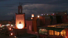 Mosque 720p Stock Footage