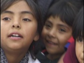 Stock Video Footage of Children in Mexico
