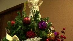 Christmas Tree 07 Stock Footage