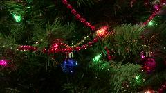 Christmas Tree 09 Stock Footage