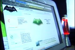 Computer Screenshot Time Lapse 1 Stock Footage