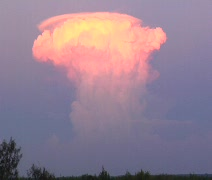 Thunderhead 1 TL Stock Footage