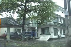 Bad Rainy Day Stock Footage