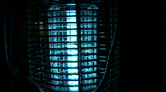 Bug Zapper 6 Stock Footage