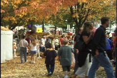 Fall Festival 2 Stock Footage