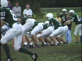 Stock Video Footage of Football Play