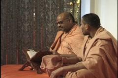 Hindu Monks 2 Stock Footage