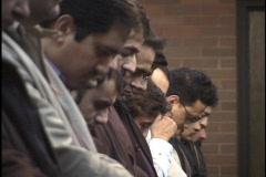 Islam Worship 4 Stock Footage