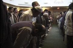 Islam Worship 7 - stock footage