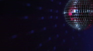 Disco Ball 1 Stock Footage
