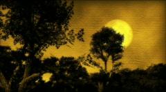 1057 China Moon Series - HD Stock Footage