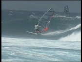 Stock Video Footage of Windsurfing Hawaii 10
