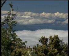 Haleakala timelap 02 Stock Footage