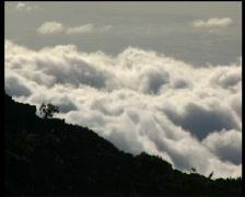 Haleakala timelap 06 Stock Footage