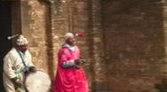 Maroc African Dance Drum Stock Footage