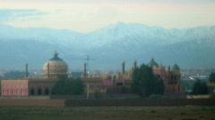 Palace atlas mountains Stock Footage