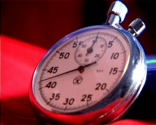 Stop-watch Stock Footage