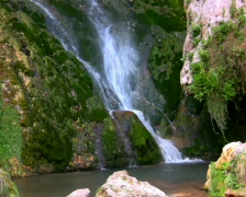 Mountain Waterfall 2 PAL & HD Available Stock Footage