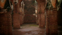 ancient tomb  - stock footage