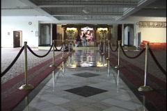 Hindus Praying at Shrines 3 Stock Footage