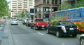 Downtown Traffic Time Lapse HD Footage