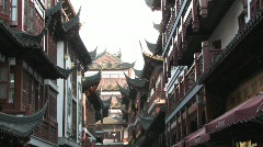 Bright shadow films_Chenghuang Temple 03 - stock footage
