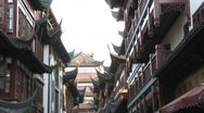 Stock Video Footage of Bright shadow films_Chenghuang Temple 03