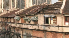Bright shadow films_China old street 02 Stock Footage