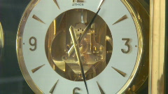 Expensive time piece - 2-  time lapse Stock Footage
