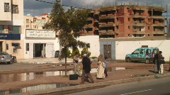 Maroc africa rural Stock Footage