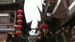 Bright shadow films_Chenghuang Temple 02 Stock Footage