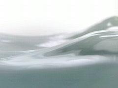 High Speed Camera : Water Ripples & Undulation 042 : VJ Loop  (600fps) Stock Footage