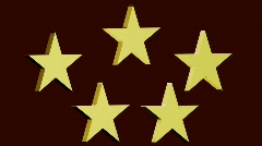 Five stars high quality Stock Footage