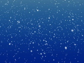 Stock Video Footage of Holiday Snowflakes Background 155