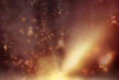 Sunbeams Apocalypse - stock footage