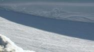 Skiing 4 Stock Footage