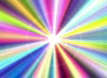Looping Abstract Animation With Rainbow Colors HD NTSC PAL SD Footage
