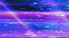 Looping abstract light wisps Stock Footage