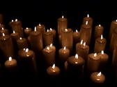 Stock Video Footage of Candles_5
