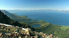 Lake Tahoe - stock footage