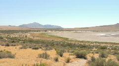 Great Salt Lake, Utah Stock Footage