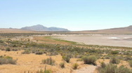 Great Salt Lake, Utah Stock Footage
