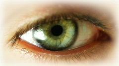 Big eye00 Stock Footage