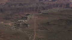 Canyonlands National Park – Islands in the Sky District Stock Footage