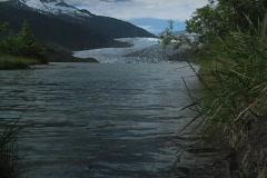 Juno Margerie Glacier Stock Footage